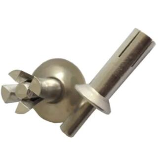 Nitură de acționare din aluminiu cu ciocan Csk Head