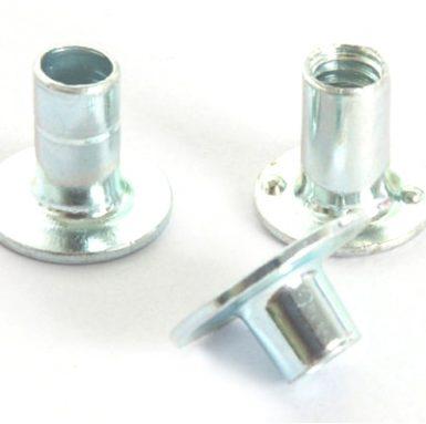 Piuliță de sudare cu disc zinc oțel carbon