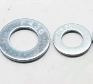 F436-zinc de spălare structurală hdg mech zincat
