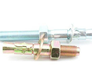 Ancore pentru pană din oțel zincat M6 până la M20
