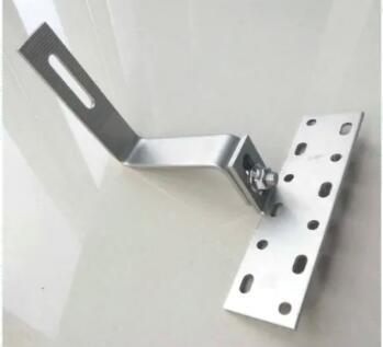 Sudură din oțel inoxidabil pentru cârlig solar pentru acoperiș