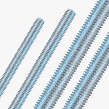 A307 tijă filetată zinc din975