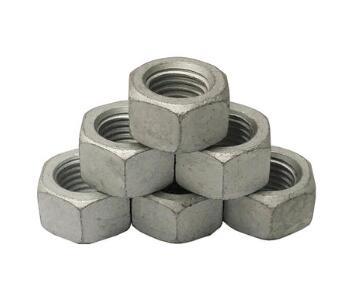 Piuliță hexagonală zincată la cald din934 A563